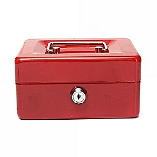 8 Inch Till Cash Box With One Key