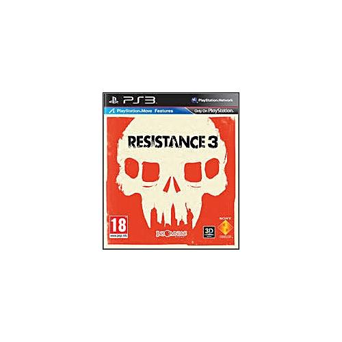 Resistance3 Ps3