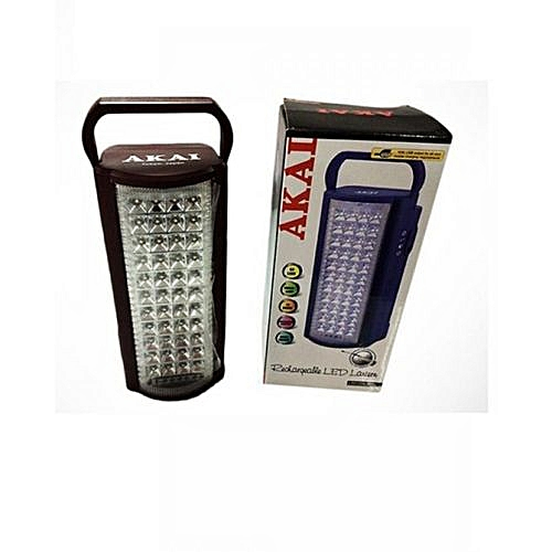 LED Rechargeable Lamp (With Usb Output For Charging Mobile Phones)