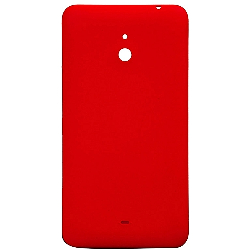 brand new dc33e da76a Housing Battery Back Cover + Side Button For Nokia Lumia 1320 (Red)
