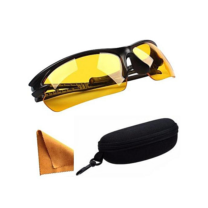 132777eb2d9 Anti Glare Goggles For Night Driving Polarized Night Glasses HD Night  Vision Glasses Car Driving