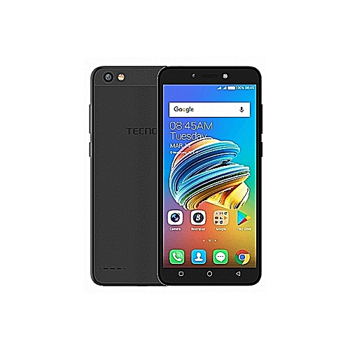 "F3 Pro(Pop1)-5.5"" Inch,16gb/1gb,13MP BACK 5MPfront Camera, Android 8.0(Android Oreo)- Midnight Black"