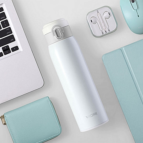 XIAOMI VIOMI 460ML Stainless Steel Thermose Double Wall Vacuum Insulated Water Bottles Drinking Cup