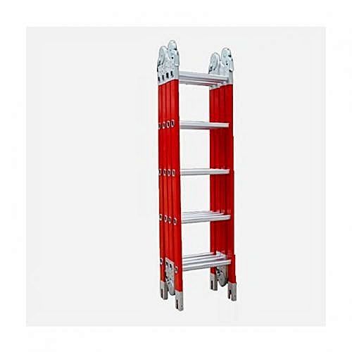 Fiberglass Multi Purpose Ladder - Non-Conductive Ladder 4x5