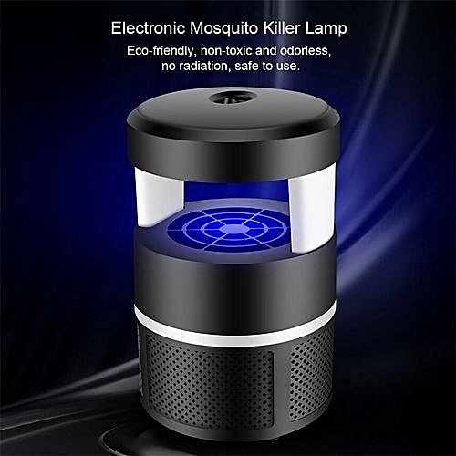 Mosquito Killer Lamp Non-toxic USB Electronic Mosquito Trap