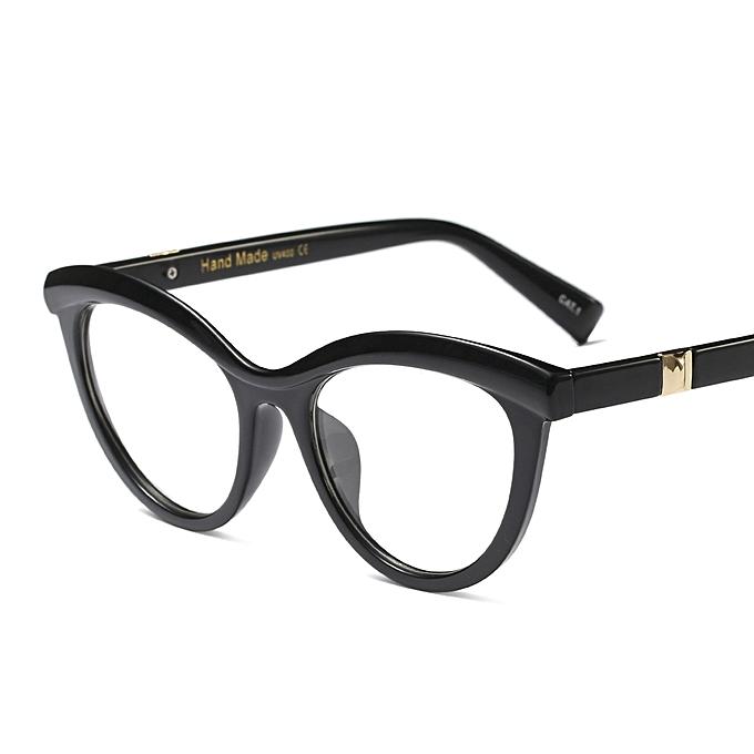 0a476db5cd39 Peekaboo Women Cat Eye Glasses Frames For Women Optical Eyeglasses ...