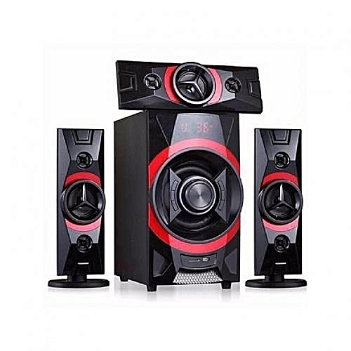 Powerful Bluetooth Home Theater MS-6611BT