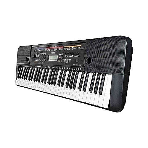 yamaha digital yamaha piano keyboard psr e263 headset. Black Bedroom Furniture Sets. Home Design Ideas