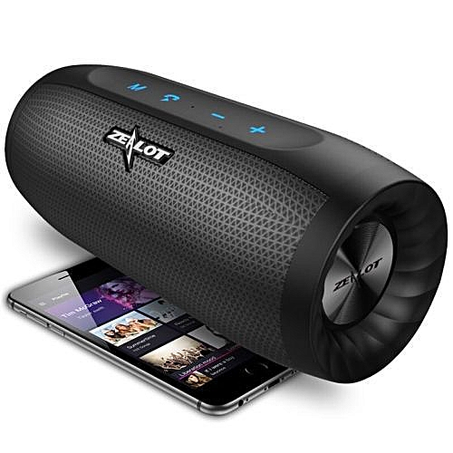 S16 Smart Touch Portable Bluetooth Speakers 4000mAh Mobile Power Outdoor