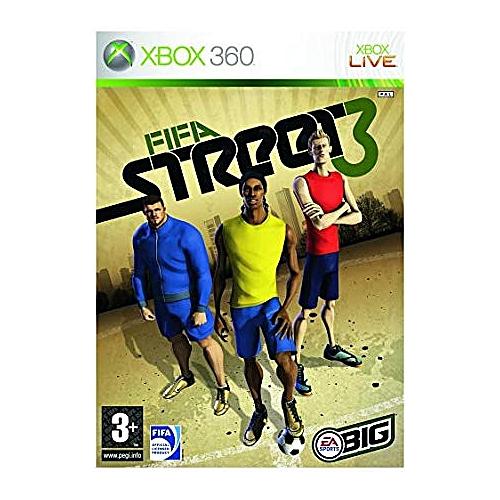 FIFA Street 3 -xbox 360