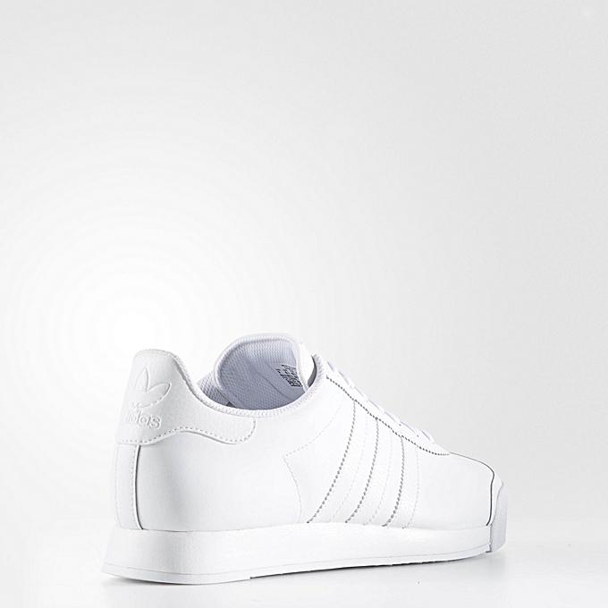 f9a4df4815234 Adidas Men's Samoa Retro Sneaker-White | Jumia NG