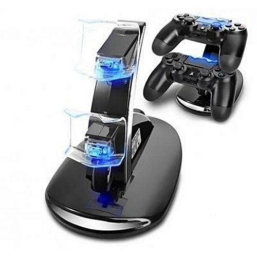 Dual Wireless Charger For PS4 Controller