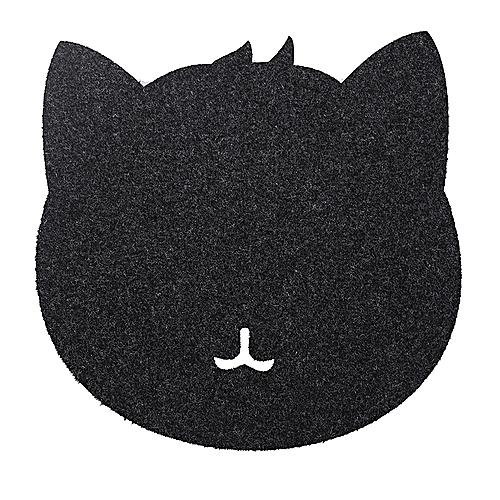 Protector Mat Mouse Mat Portable Work Non-Slip Felt Lovely Cushion Home
