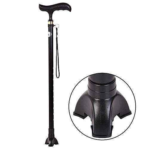 Crutch Canes Leg Rubber Self Standing Walking Stick Tripod Tip End Cap Non-slip