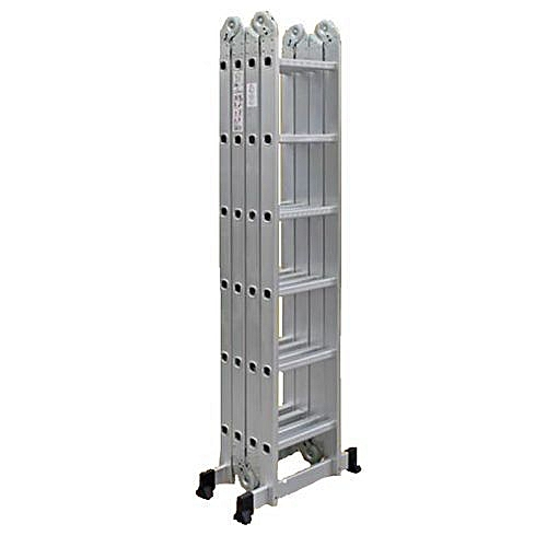 Foldable Multipurpose Aluminium Ladder