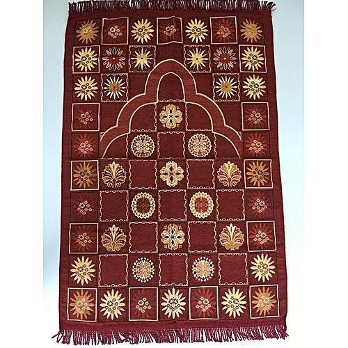 Muslim Prayer Mat 70*110CM Prayer Rugs HGB011-6