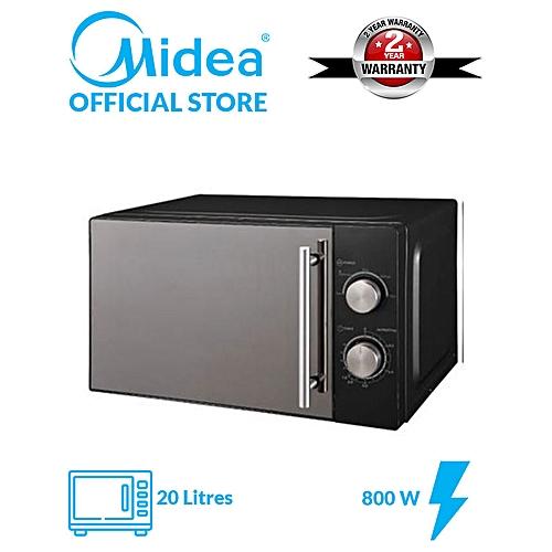 MM820CJ9-PM 20-Litre Microwave Oven - Black ES