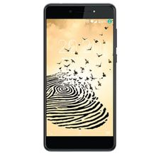 Pace 2 Lite 5.5-Inch (1GB, 16GB ROM) Android 7.0, 13MP +  13MP Smartphone- Black