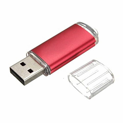 1GB USB 2.0 Metal Flash Memory Stick Storage Thumb U Disk RD