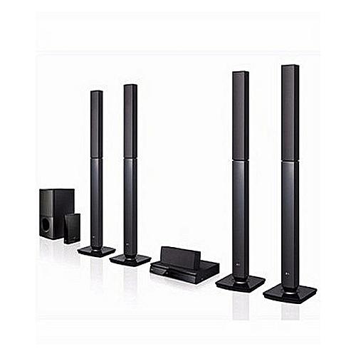 LG Bluetooth Home Theatre LHD655BT 1000W