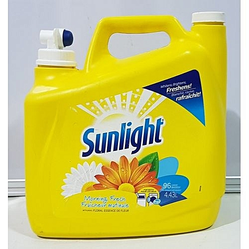 Laundry Detergent Morning Fresh With Floral Essence