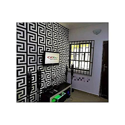 Luxury Wallpaper - Black And White