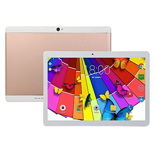 10.1' Android Tablet Dual SIM Tablet HD Screen With Valuable Gifts