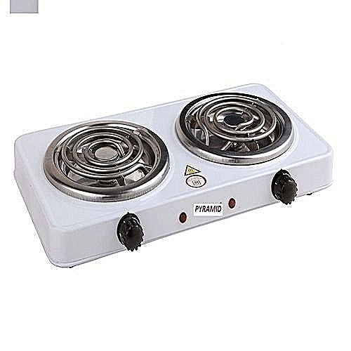 Hot Plate Electric Double Cooker PHP-405