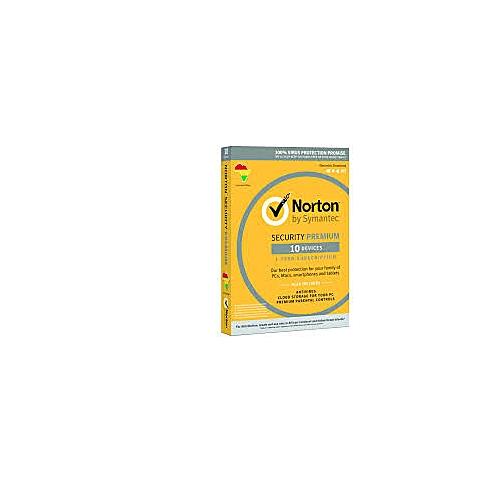 Norton Internet Security - 3 Users
