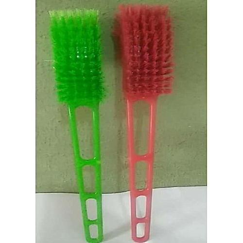 2Multi Functional Cleaning Brush+Free Hand Towel-Home&Office