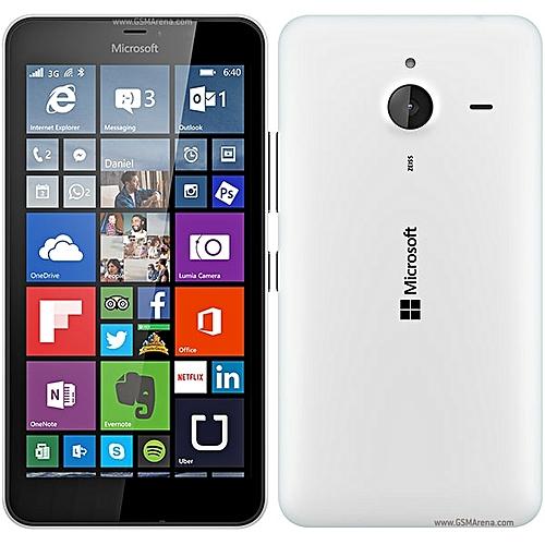 Refurbished Nokia Microsoft Lumia 640XL Quad-core 8GB ROM 1GB RAM 4G WIFI GPS 13MP 1080P Smartphone