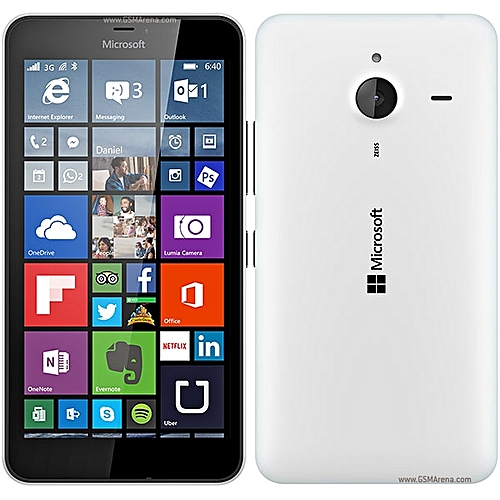 Refurbished Nokia Microsoft Lumia 640XL Quad-core 8GB ROM 1GB RAM 4G WIFI GPS 13MP 1080P Smartphone