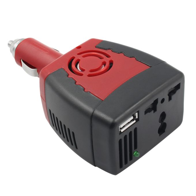 Allwin 150w Car Power Inverter Adapter Usb Charger Power