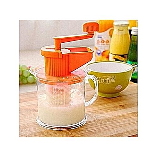 Manual Blender - Easily Blends Bean, Tigernut, Soya Bean....
