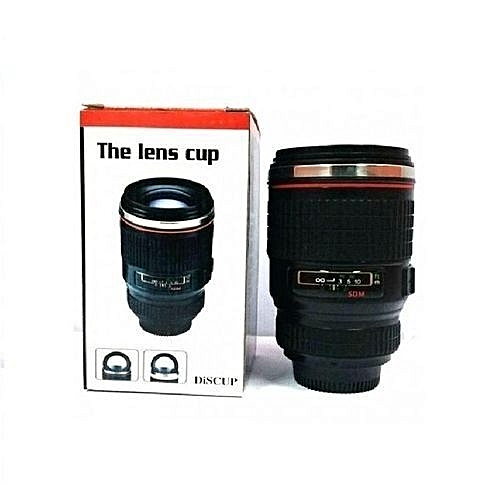 Elegant Camera Lens - Like Cold/ Hot Water/ Coffee Cup'