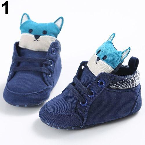 Bluelans Toddler Baby Boys Girls Cute Fox Cat Animal Soft