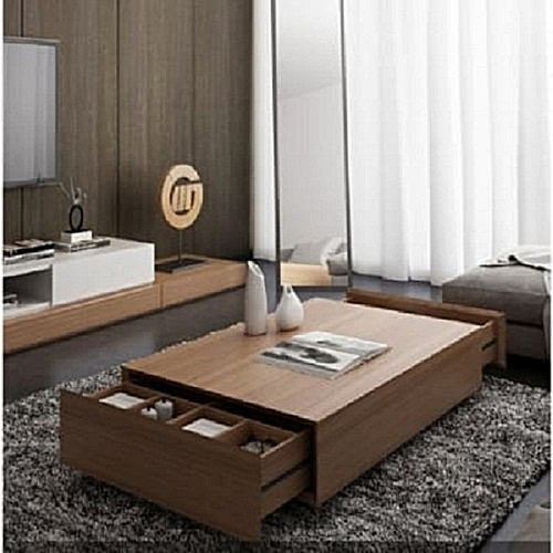 Matt Coffee Table -( DELIVERY WITHIN LAGOS ONLY)