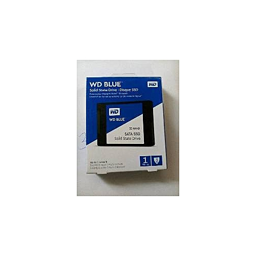 1tarabite WD BLUE Solid State Drive