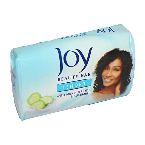 Joy Skincare Tender Soap With Milk Nutrients And Cucumber 60g - A Pack Of 12