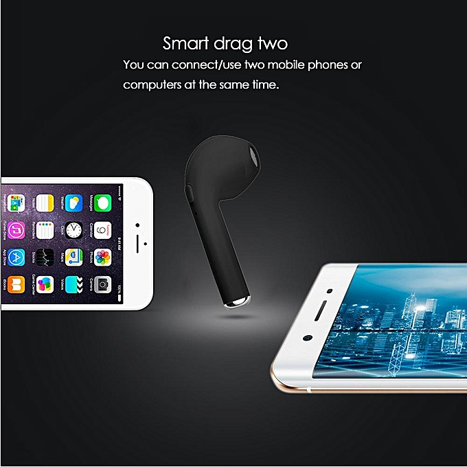aaa5fbe65a4 ... Wireless Bluetooth Ear Pods Earbuds Headphones Stereo TWS In-Ear  Earpieces Earphones Noise Cancelling For ...