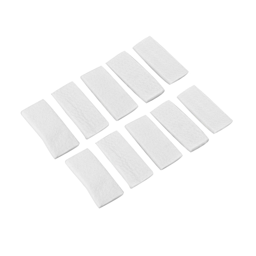 10pcs Soft Window Double Side Glass Wiper Cleaning Cloth