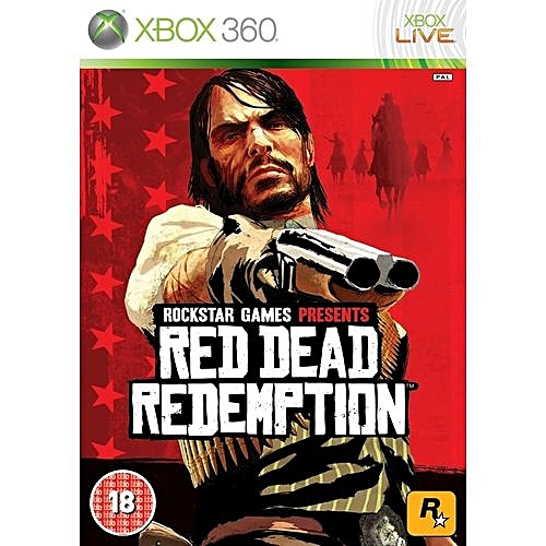 Red Dead Redemption (Xbox 360) By Rockstar