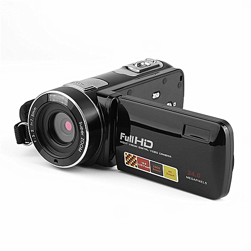 Touchscreen Digital Video Camcorder camera