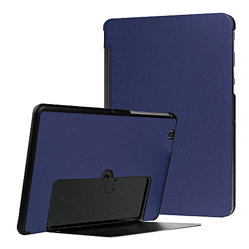 PU Leather Folio Slim Compact Flip Stand Case Cover For LG G Pad 10.1 DB