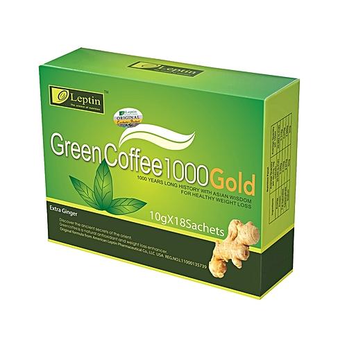 Green Coffee 1000 Gold