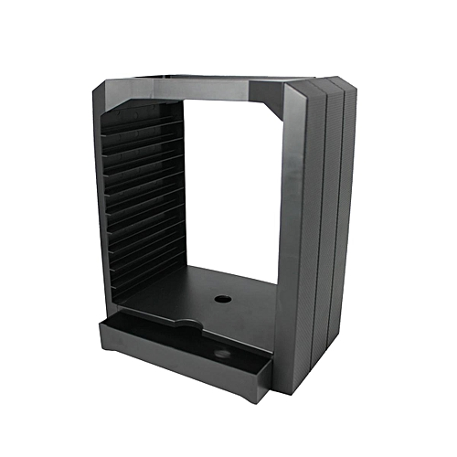 Universal Game&Blu Ray CD Storage Tower Shelf Stand Box For Xbox One PS3 PS4