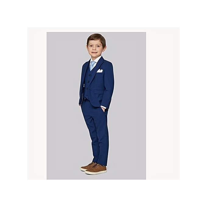 cfd10c51bb Fashion Kids Navy Blue Suit For Boys | Jumia NG