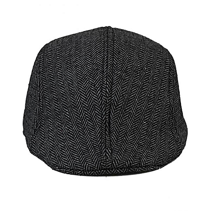 Fashion Classic Fitted Kangol Cap - GREY  8ad06878ae0