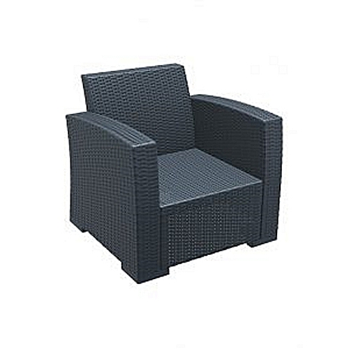 Lugano Single Seater(without Cushion) - Comes In Different Colours