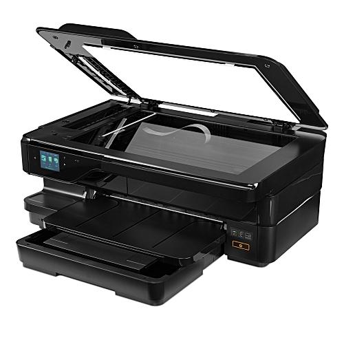 Officejet 7612 Wide Format All-in-One Inket Color Printer